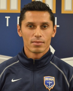 Miguel Gallardo was unveiled Tuesday with Jacksonville Armada FC